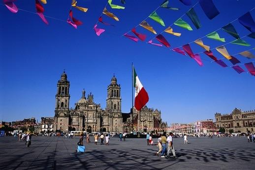 Naucalpan, Meksiko