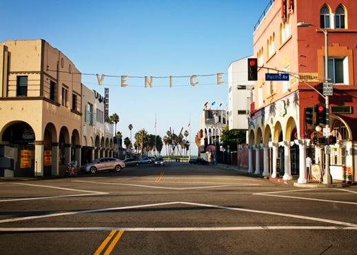 Benátky, Kalifornia, Spojené štáty