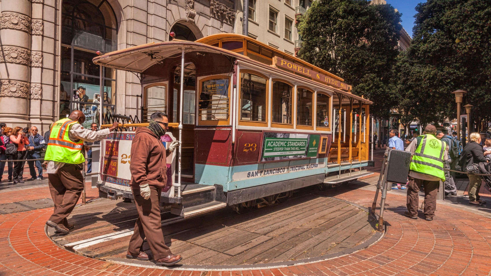 Top 10 San Francisco Hotels Near Powell