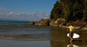 Itaguare Beach