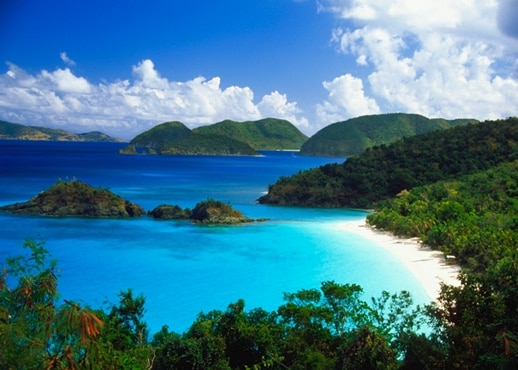 Île Sainte-Croix, Îles Vierges des États-Unis