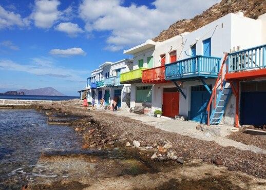 Adamas, Grčka