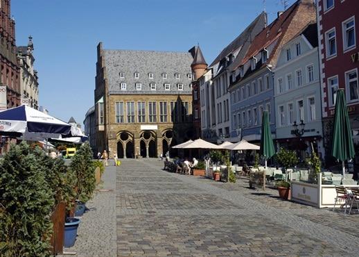 Мёрс, Германия