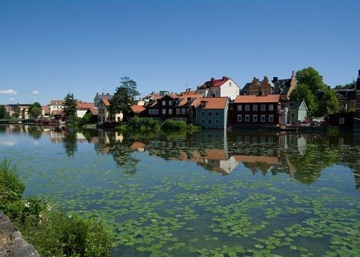 埃斯基通納, 瑞典