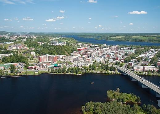 Shawinigan, Québec, Canada