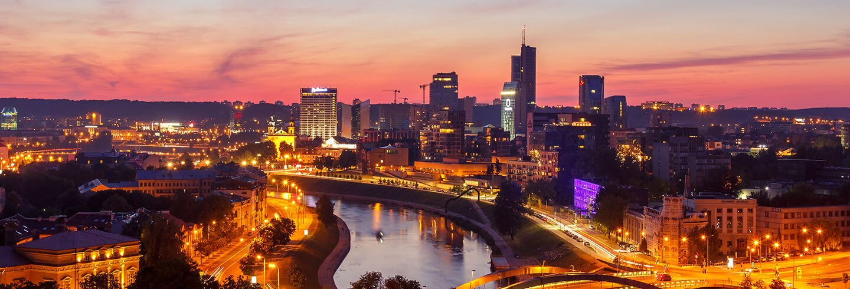 Vilnius, Leedu