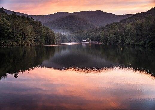 Blue Ridge, Géorgie, États-Unis d'Amérique