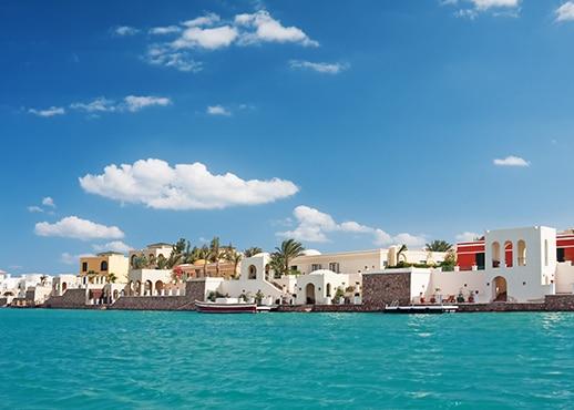الجونة، مصر