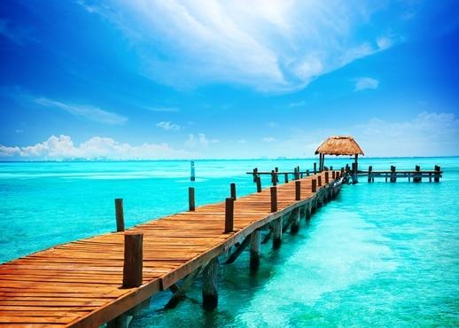 Isla Mujeres, Quintana Roo, Meksiko