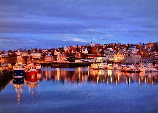 Hafnarfjordur, Islanti