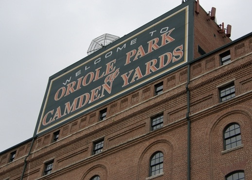 15 Closest Hotels To Oriole Park At Camden Yards In Baltimore