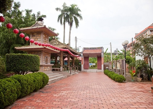 Nantou, Taivāna