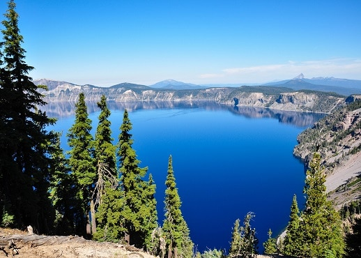 Crater Lake, Oregon, United States of America