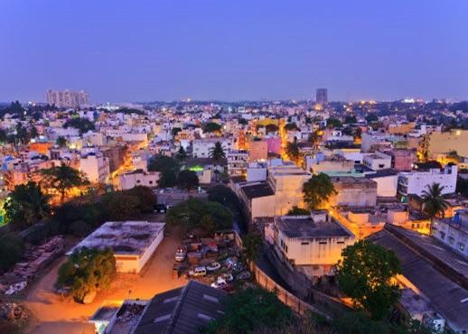 벵갈루루, 인도