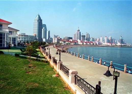 Qingdao, Cina