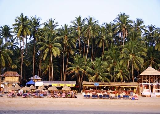 Colva, Inde