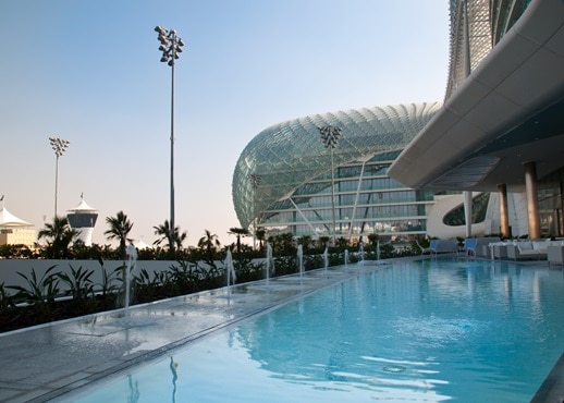 Top 10 Hotels In Yas Island Abu Dhabi United Arab Emirates