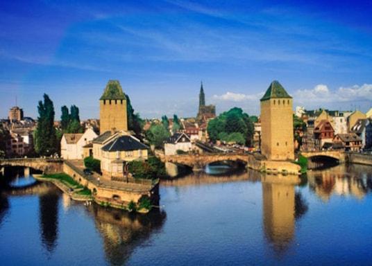 Geispolsheim, Franciaország