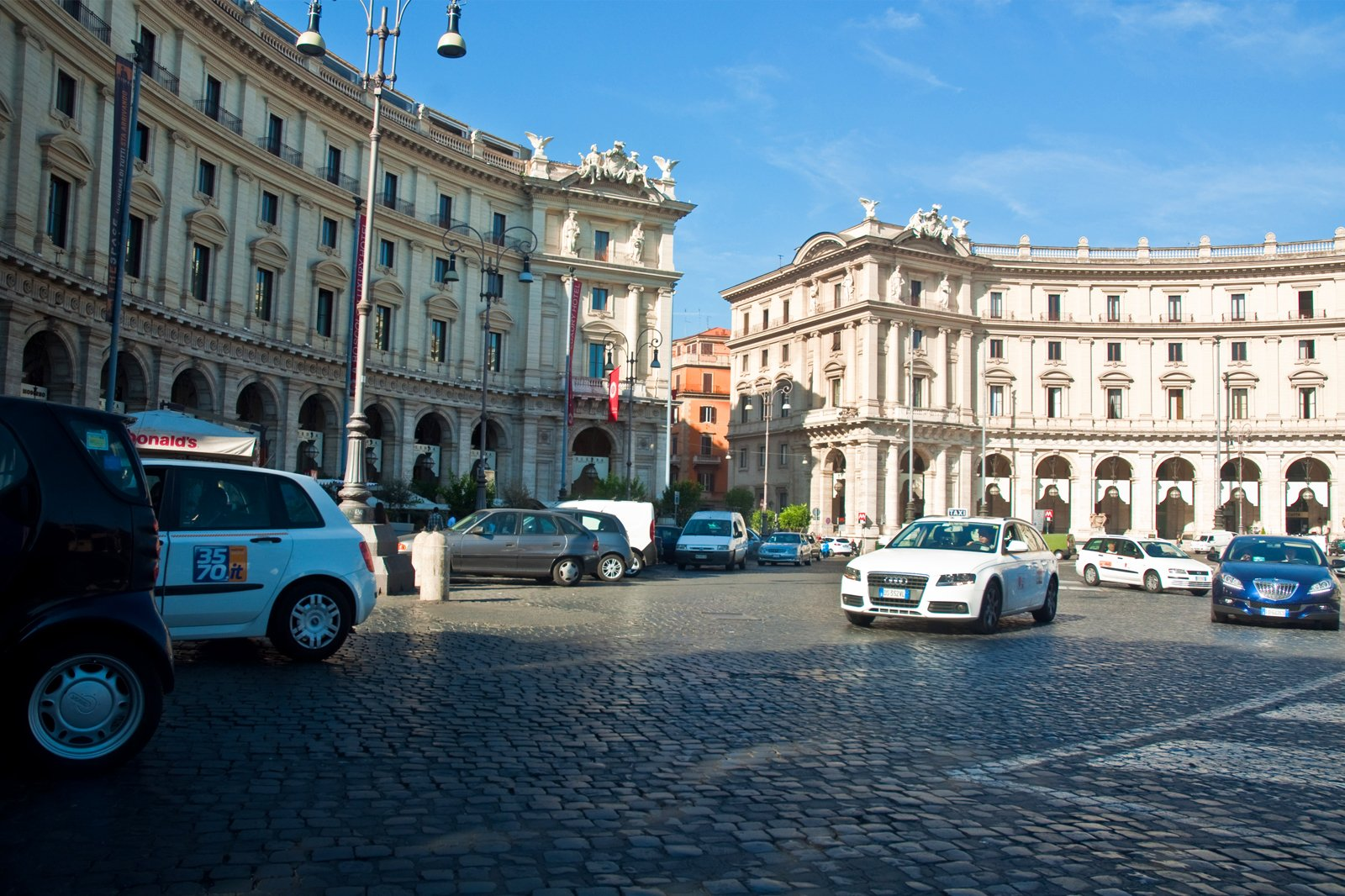 All You Need to Know Before You Take a Taxi in Rome - How to