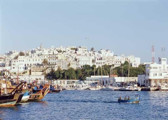 Tanger medina, Marokko