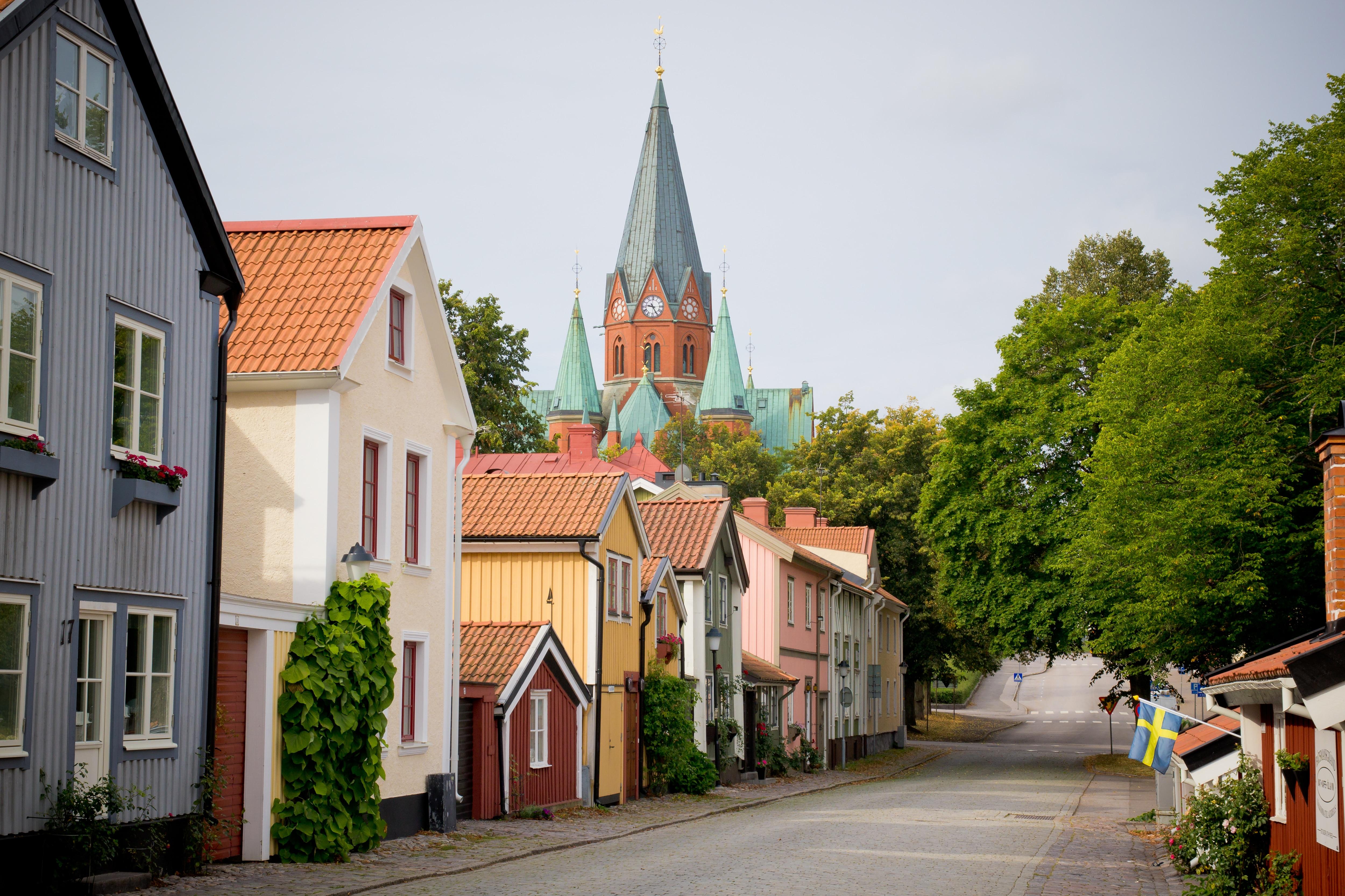 베스테르비크, 스웨덴