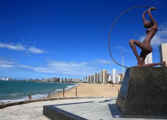 Fortaleza, Brezilya