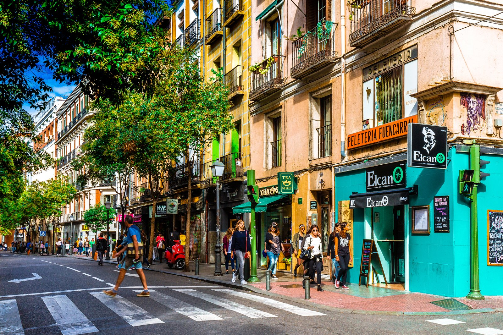 5 Best Shopping Streets in Madrid - Madrid's Most Popular Shopping ...