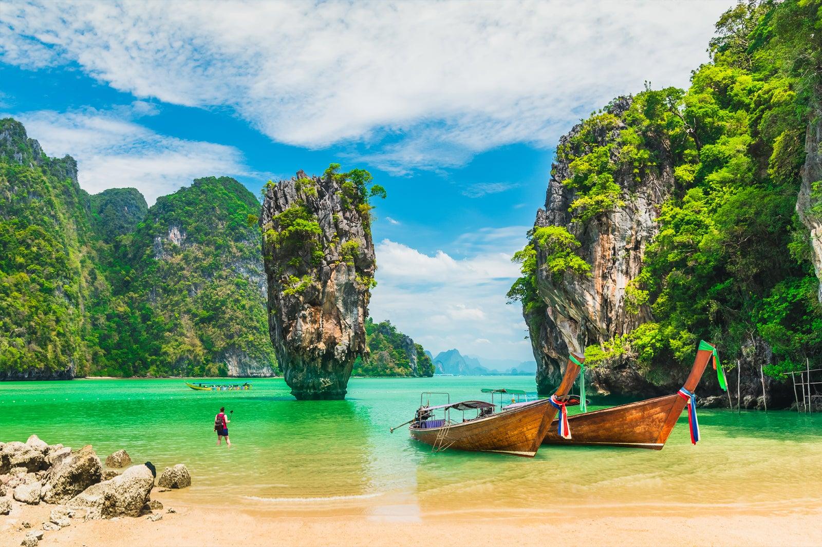 unique places to visit in Thailand