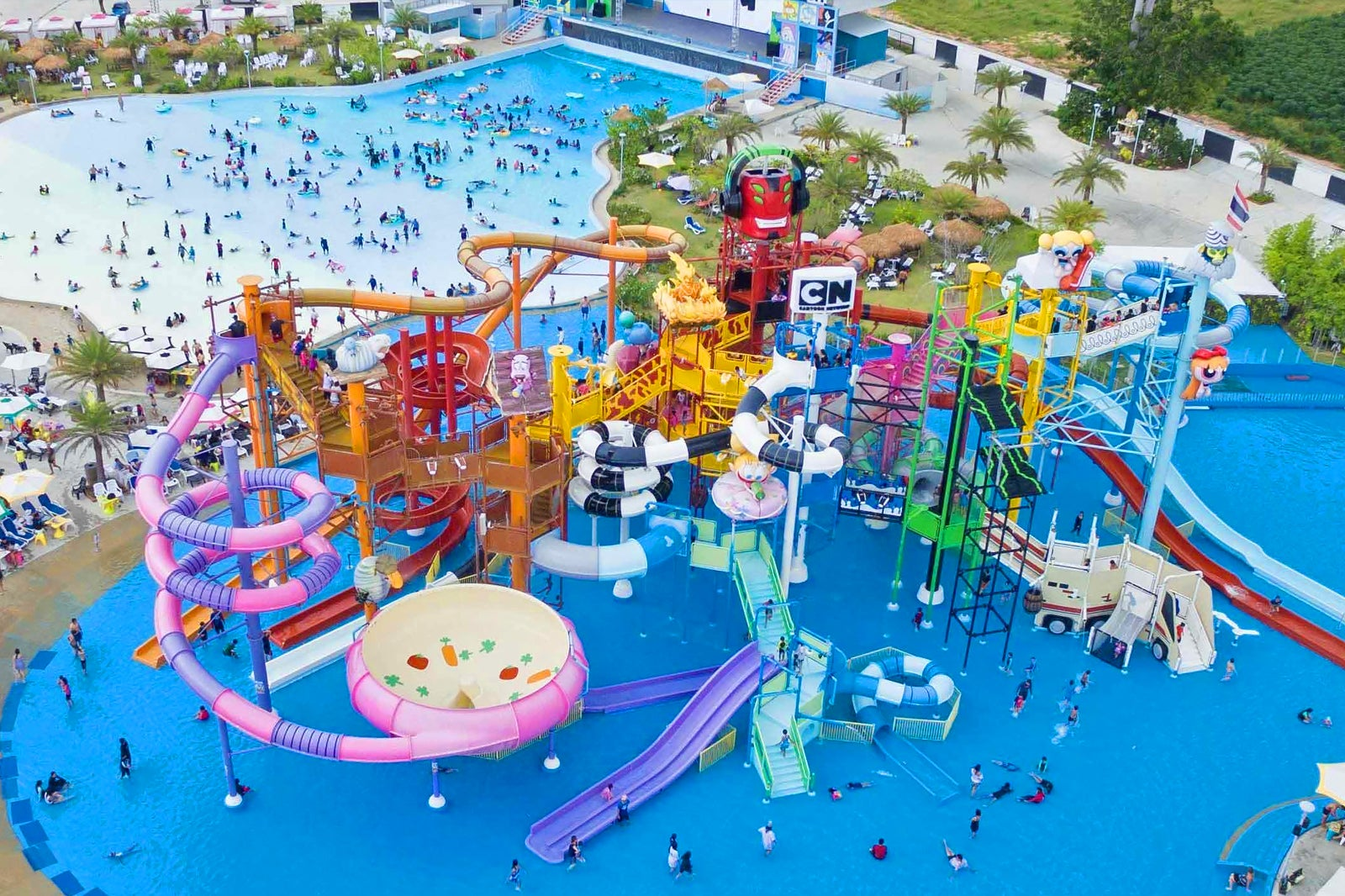 9 Best Water Parks In Thailand Family Friendly Attractions In