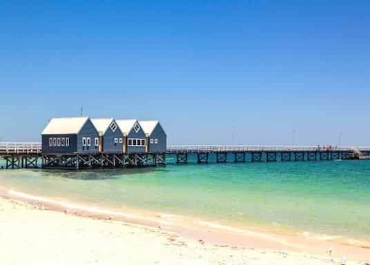 Busselton, Western Australia, Australië