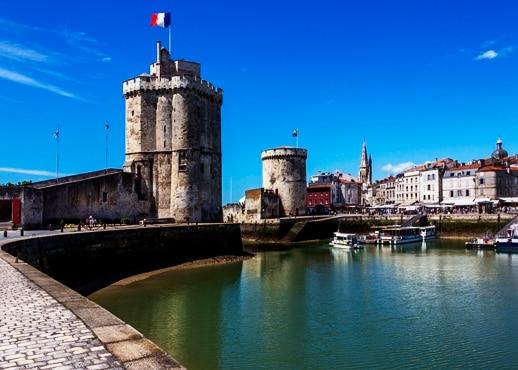 La Rošelė, Prancūzija