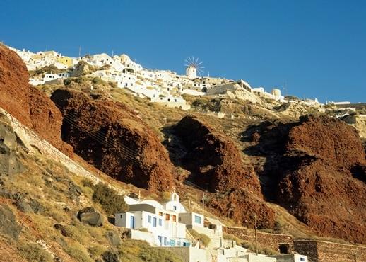 Oia, Yunani