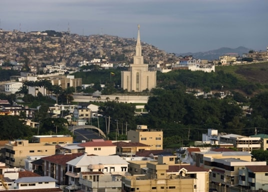 San Eduardo, Ekvadora