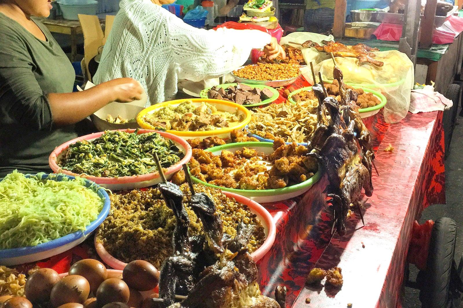 Image result for gianyar night market