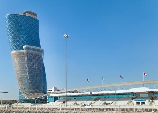 Top 10 Abu Dhabi Hotels Near National Exhibition Centre United Arab Emirates