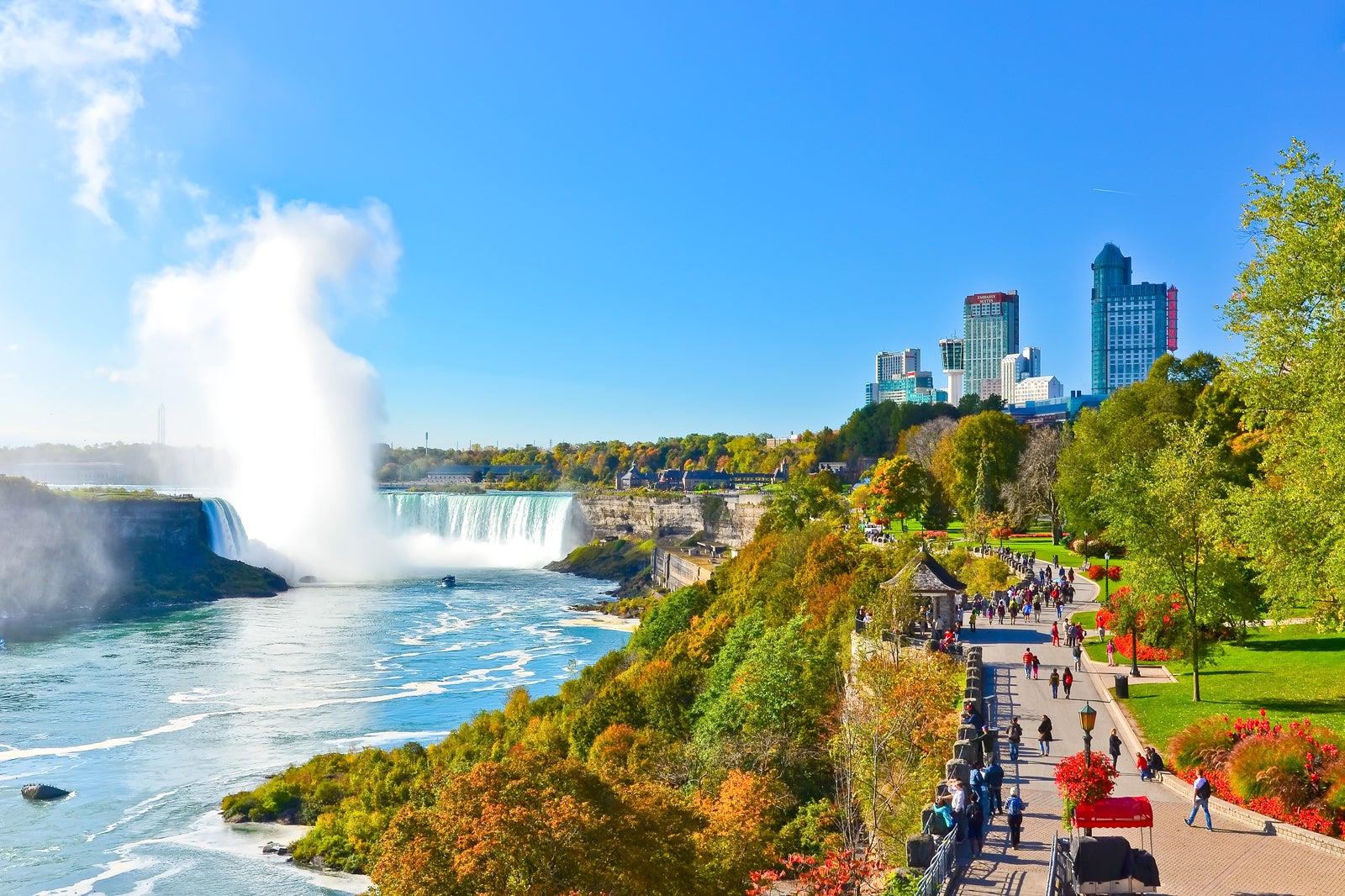 Toronto Niagara Falls