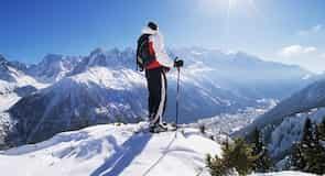 Saas-Grund Ski Resort