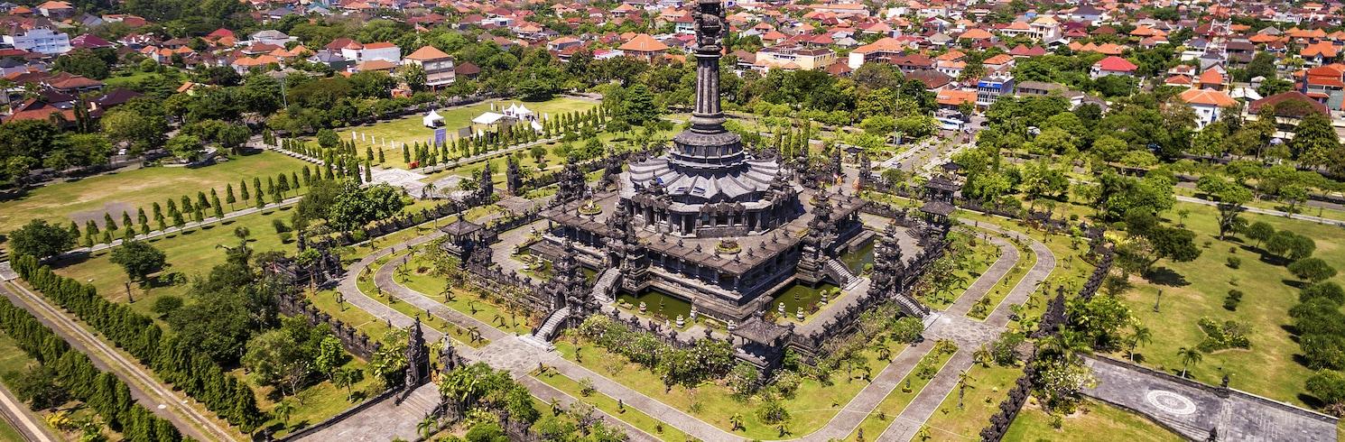 Panjer, Indonesia