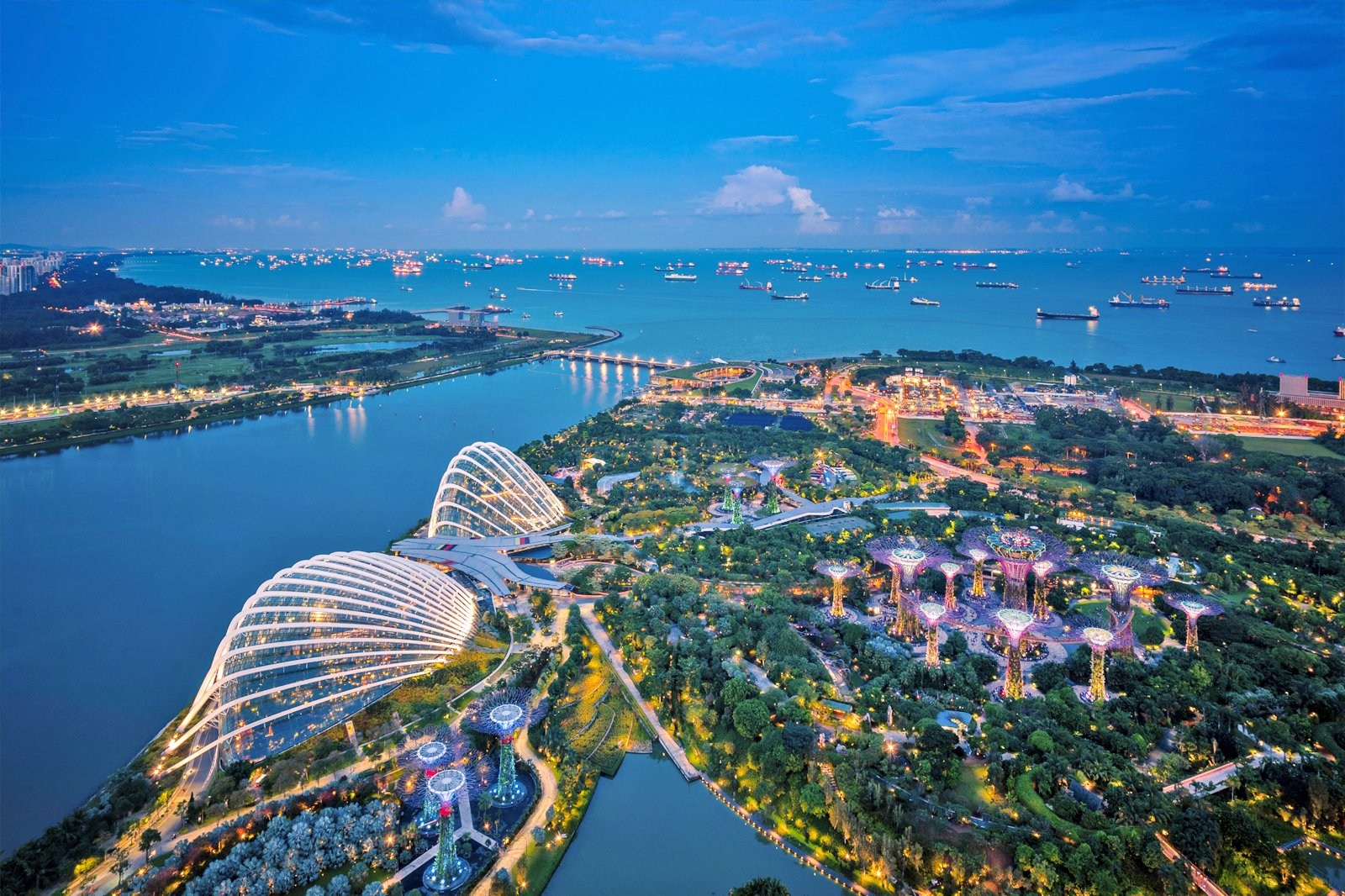 18 Best Singapore Parks And Natural Spaces Singapore Attractions Go Guides