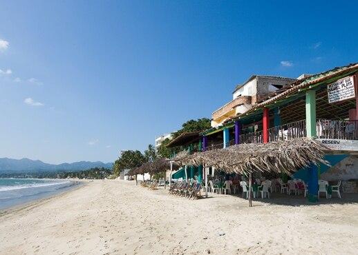 Bucerias, Meksiko