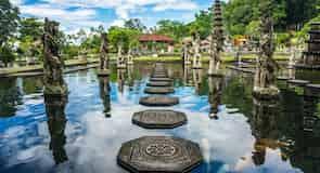Water Palace of Tirtagangga