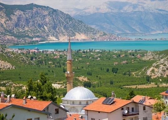 Isparta, Tyrkia
