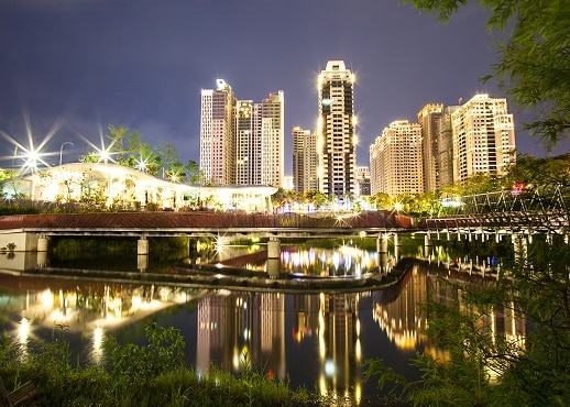 Douliou, Taiwan