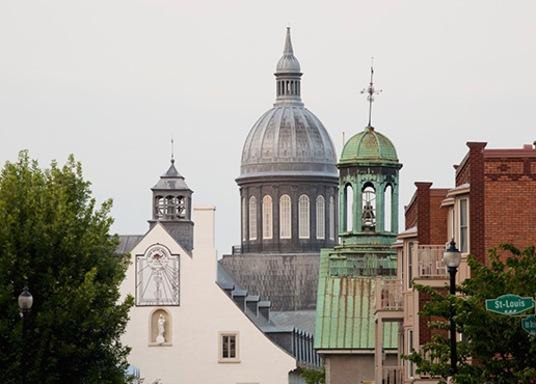 Ле-Сантр-де-ла-Мориси, Квебек, Канада