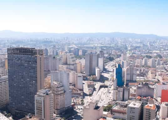 São Paulo, Brazílie