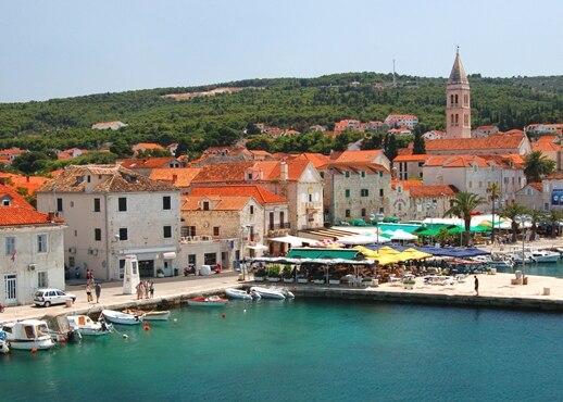 Supetar, Kroatia