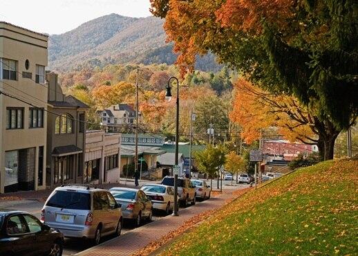 Waynesville, Carolina Utara, Amerika Serikat