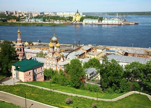 Nischni Nowgorod, Russland