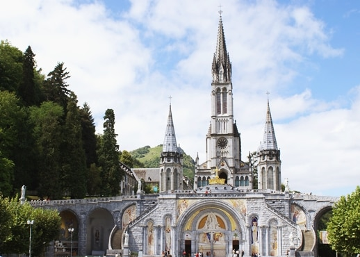 Lourdes, Fransa