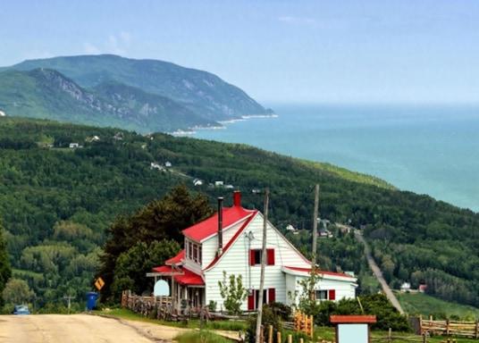 Saint Hilarion, Quebec, Canadá